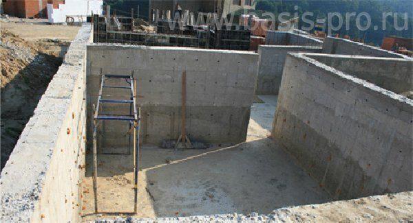 фундамент дома - стоимость гидроизоляции