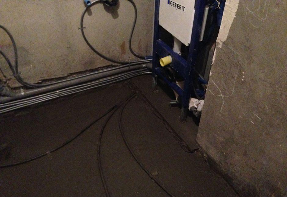 гидроизоляция санузла в квартире